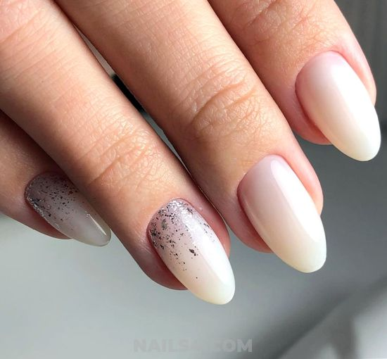 Hot And Girly French Manicure Art Ideas - lifestyle, fashionable, nail