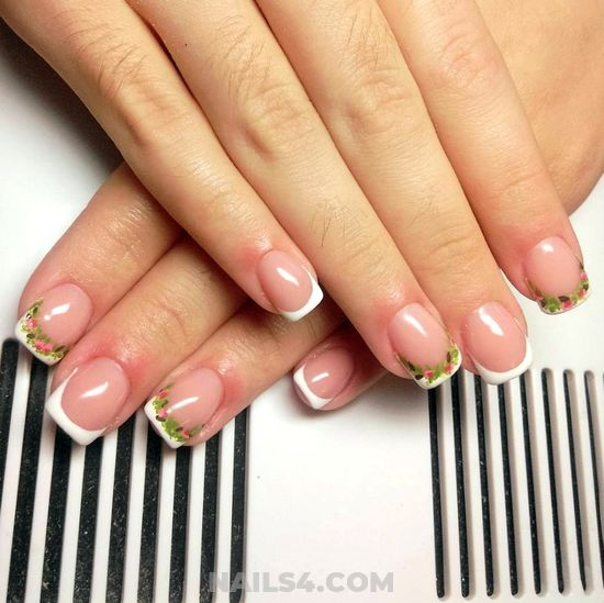 Hot & Chic Design - artful, simple, cool, nails, gorgeous