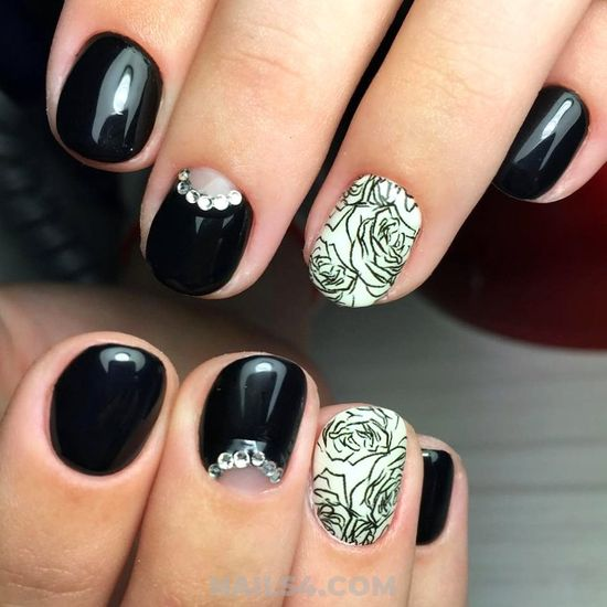 Hot Delightful Nails Ideas - diy, beauty, neat