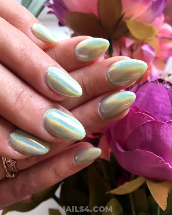 Iconic And Attractive Gel Nails Style - nail, love, idea, best