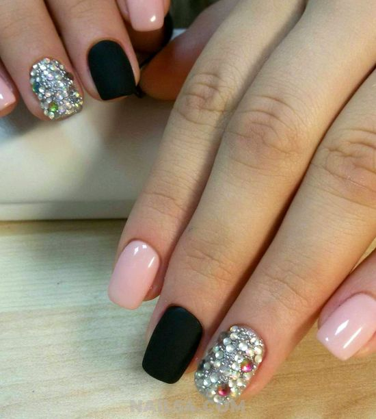 Iconic Girly French Nails Art Ideas - handsome, trendy, nails, charming