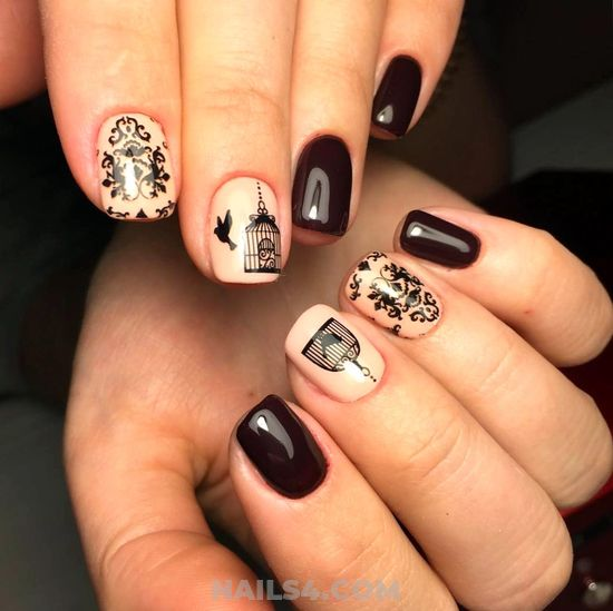 Incredibly And Beautiful Nails Design - inspiration, nail, cool, loveable