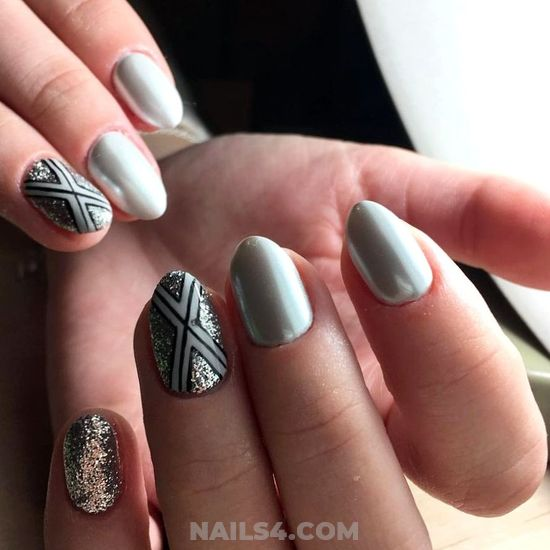 Incredibly & Best Manicure Art Ideas - shiny, beautytutorial, nail, artful