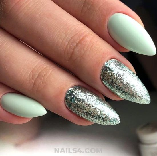 Incredibly Dream Acrylic Nail Art Ideas - smart, creative, vacation, nails