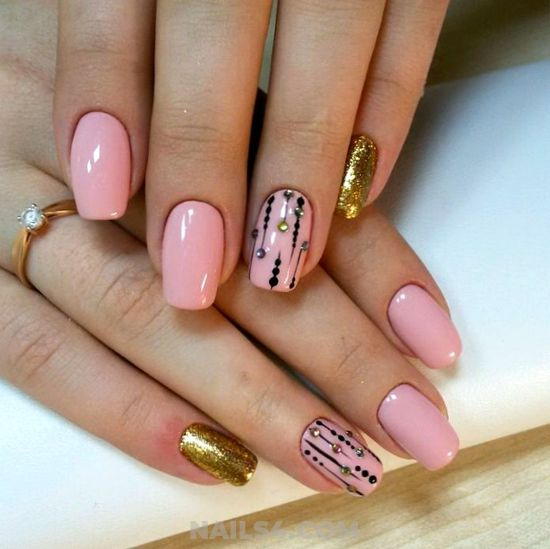 Inspirational & Adorable Nail Trend - nails, lovable, cutie, weekend
