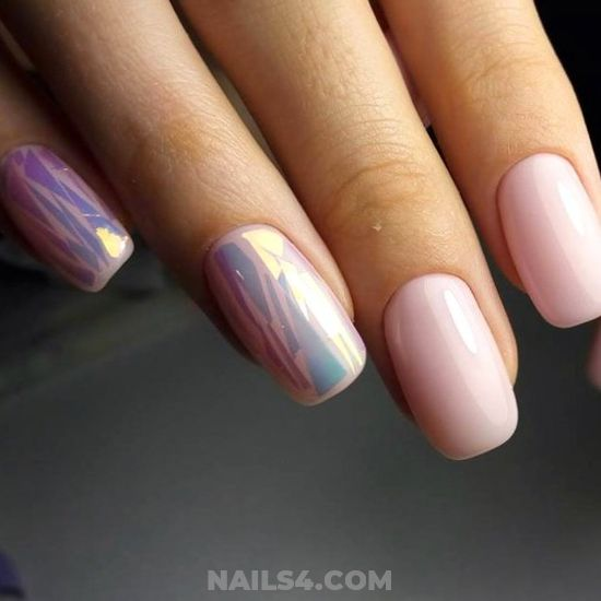 Inspirational And Dainty Manicure Design - nice, nailstyle, nail, idea, fashion