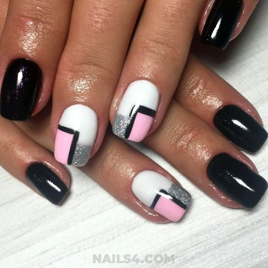 Inspirational Classy American Acrylic Nails Art Design - nails, naildesign, sweetie, artful