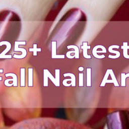 Latest Fall Nail Art