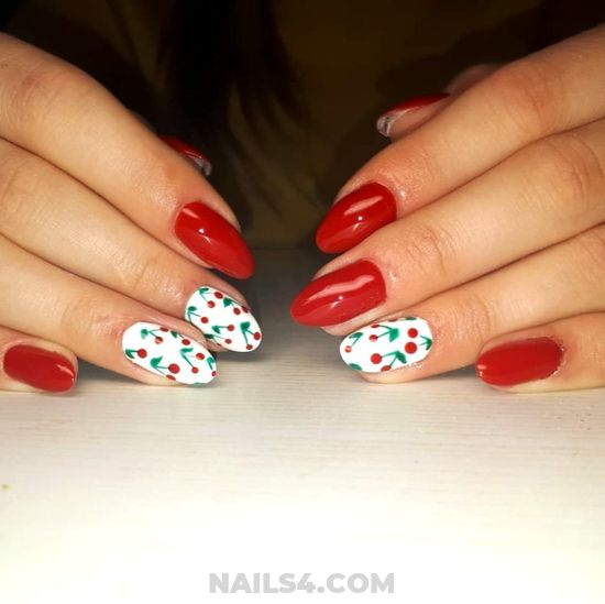 Lovable And Fresh Nail Style - cutie, weekend, loveable, nail