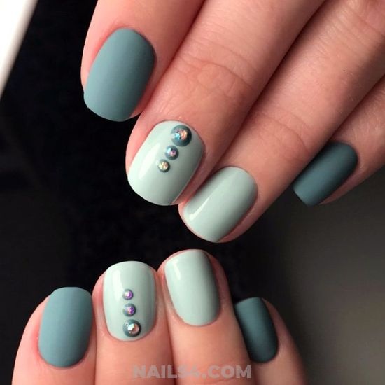 Loveable And Birthday Acrylic Manicure Art Ideas - star, pretty, clever