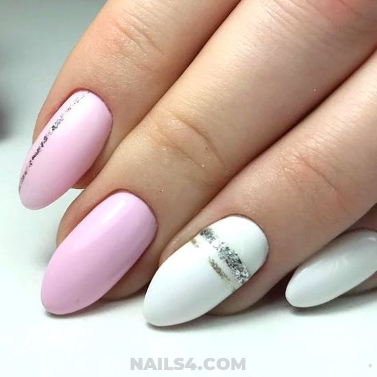 Loveable And Ceremonial Acrylic Nail Style - nail, art, trendy, glamour