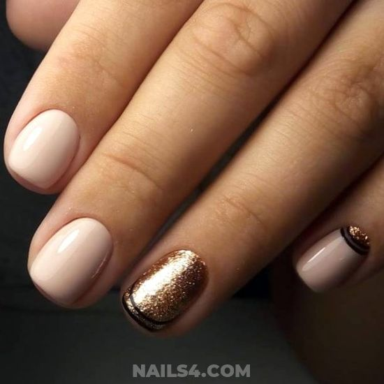 Loveable & Elegant French Manicure Ideas - diy, hollywood, nails, glamour