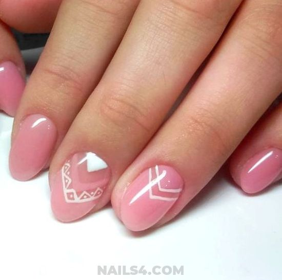 Lovely And Charming American Acrylic Nails Ideas - cute, handsome, art