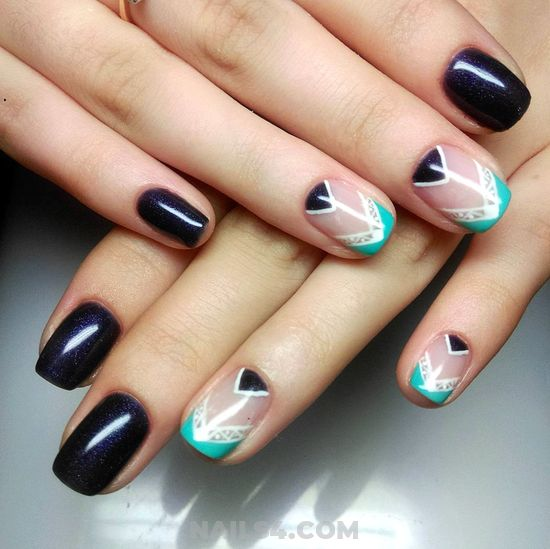 Lovely And Dainty Nails Design - graceful, cute, lifestyle
