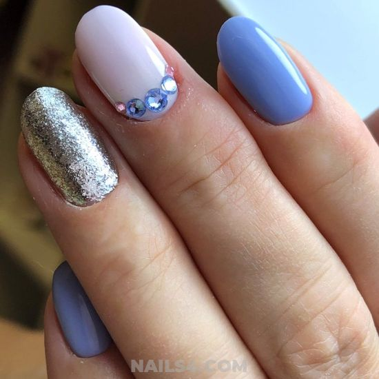 Lovely Dream Gel Nails Art - nailideas, awesome, glamour