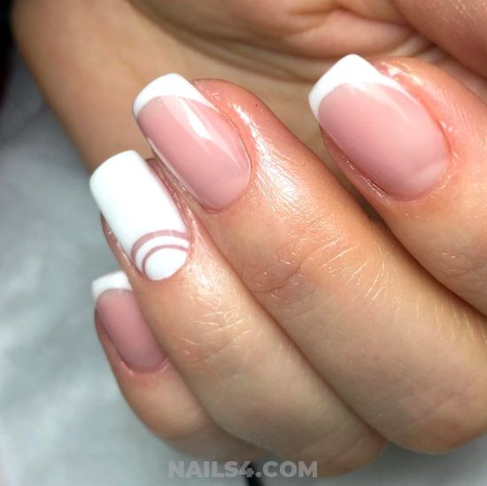 Lovely Enchanting Gel Manicure Art Design - nail, nailideas, getnails, diy, love