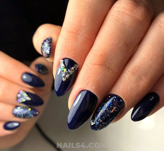 My Attractive And Lovable French Acrylic Manicure Art Design - neat, elegant, hollywood