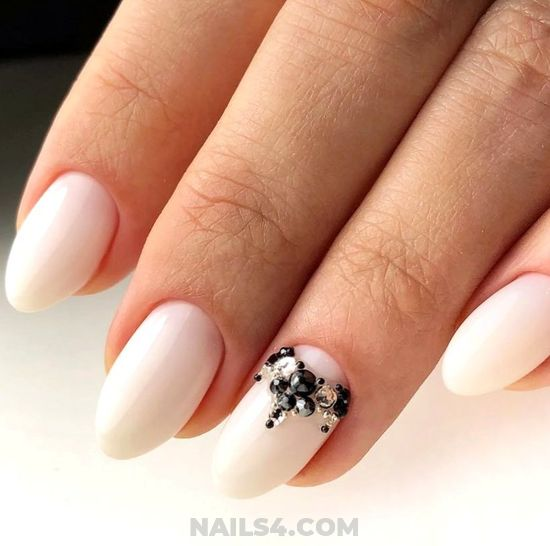 My Attractive & Orderly Acrylic Nail Art - nail, naildesign, enchanting, beauty