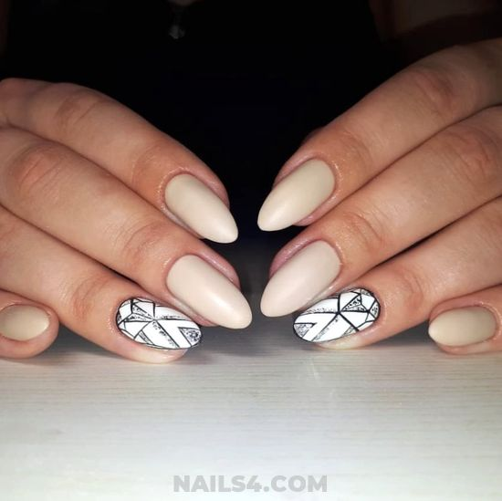 My Balanced & Loveable Gel Manicure Art - nail, dreamy, nice, beautiful