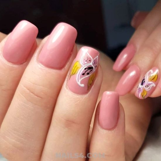 My Charming And Inspirational Nail Art Design - nail, nailstyle, classic, loveable