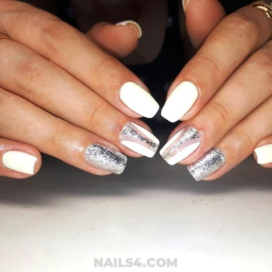 My Chic And Loveable American Gel Nail Trend - naildesign, glamour, magic