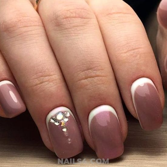 My Classic Inspirational Acrylic Nail Style - glamour, elegant, top, style