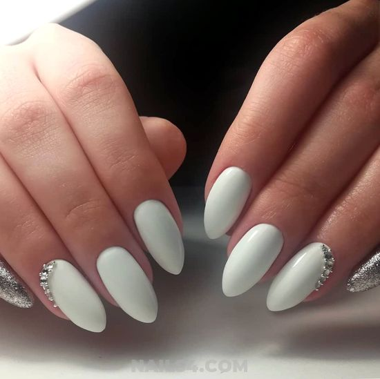 My Classy And Incredibly Gel Manicure Art - weekend, nailartideas, nail
