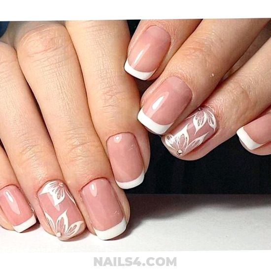 My Cool Orderly Acrylic Manicure Trend - gotnails, cutie, nail, awesome