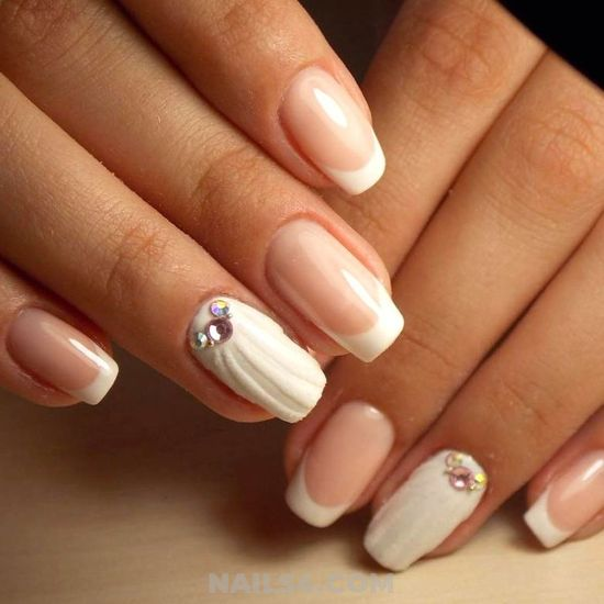 My Creative And Incredibly Gel Manicure Idea - cunning, nails, beauty, graceful