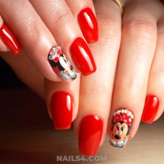 My Dreamy & Easy French Gel Nail Art Ideas - charming, hilarious, nice, nail