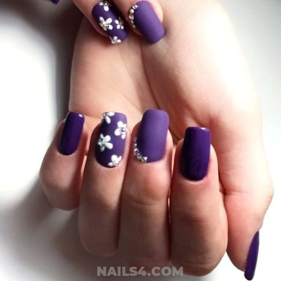My Fashion And Super French Nails Idea - ideas, cute, smart, naildesign, nail