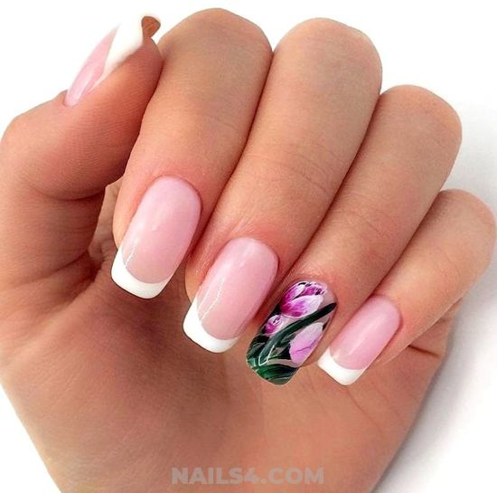 My Fresh Manicure - gelnails, nails, gorgeous, naildiy