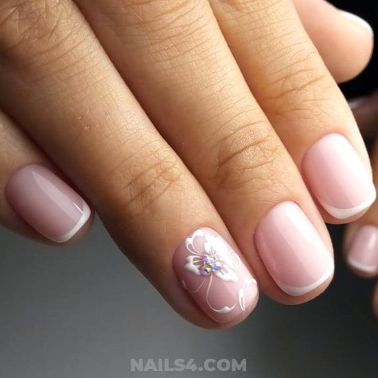 My Girly And Trendy Acrylic Nail Art Design - cool, nail, glamour, gel, plush