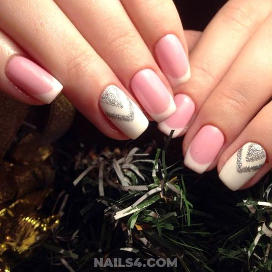 My Glamour & Classy Gel Manicure Ideas - charming, nail, magic, graceful, love