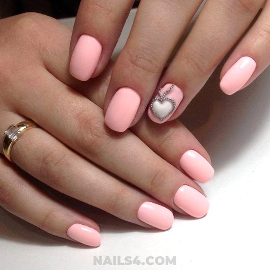 My Glamour Delightful Gel Nail Art - acrylic, cute, nails, neat