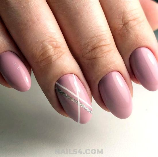 My Handy & Casual Gel Nails Trend - trendy, cunning, beautiful, nail