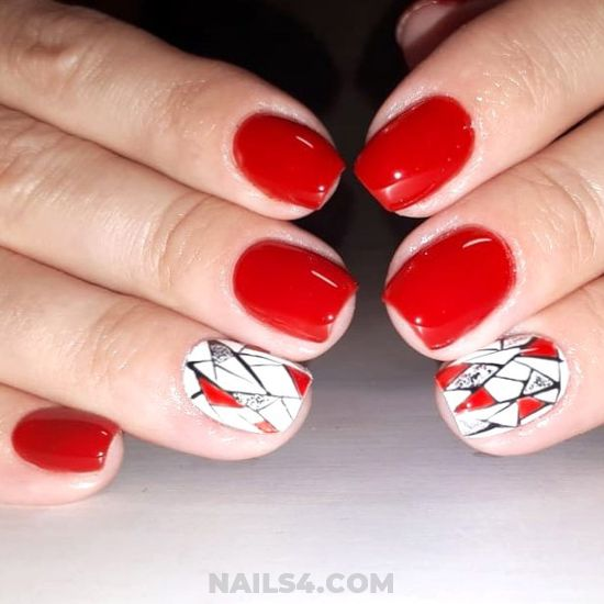 My Inspirational & Enchanting Acrylic Nail Idea - graceful, style, plush, cool