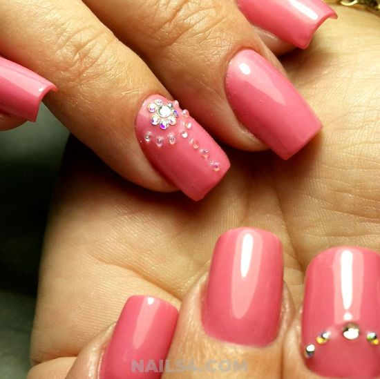 My Loveable & Fresh Acrylic Nail Art Ideas - perfect, naildesigns, idea