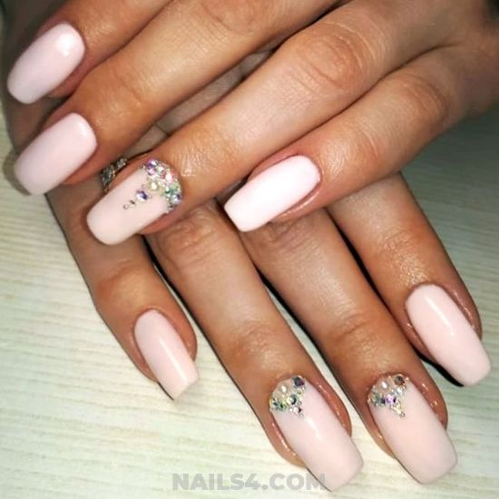 My Lovely And Enchanting Manicure Trend - smart, dainty, naildesign, nail