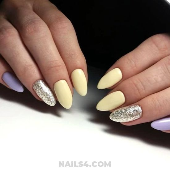 My Pretty Adorable French Nails Idea - nailartdesign, nails, clever, shiny
