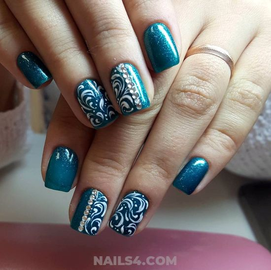 My Simple And Ceremonial Acrylic Nails Design - nailideas, nail, plush, inspiration