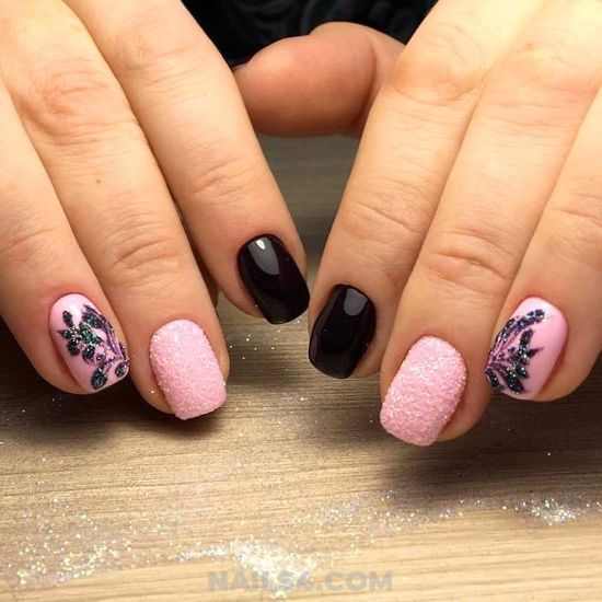 My Simple And Classy Gel Nails Trend - style, gettingnails, cute