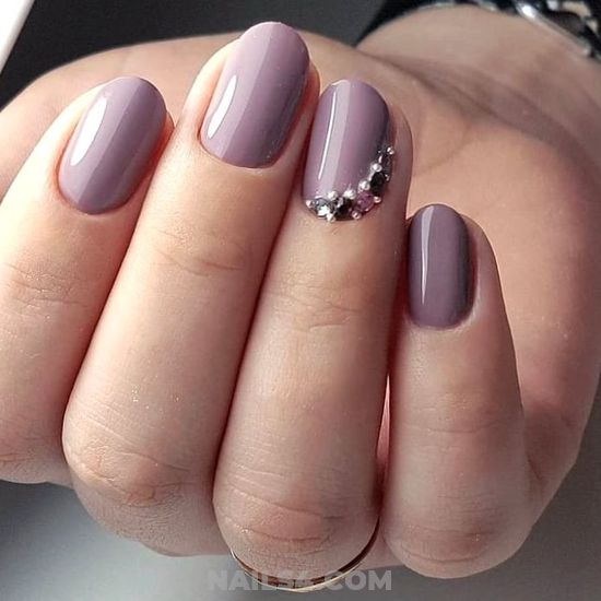 My Stately And Adorable Gel Nails Art Design - nails, nailartdesigns, manicure, diy