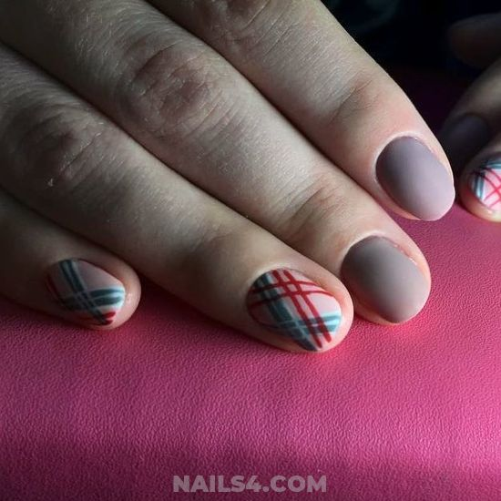 My Super And Delightful French Manicure Art Ideas - selection, idea, nail, diynailart
