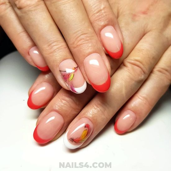 My Super & Best Gel Nail Idea - nail, fashionable, lovely, artful