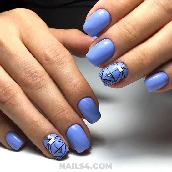 My Wonderful And Adorable Gel Nail Art - getnailsdone, royal
