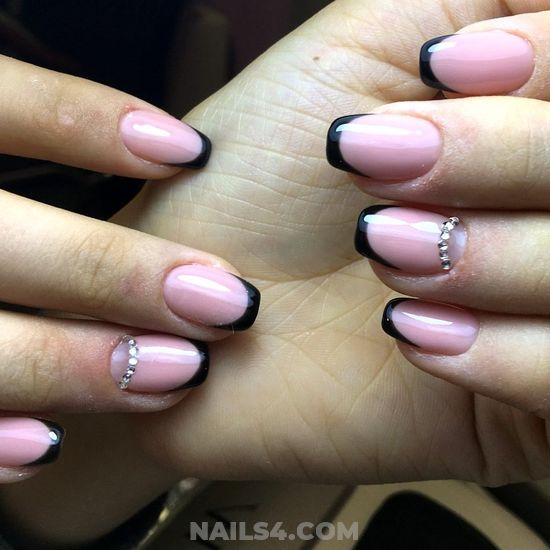My Wonderful & Fashion Gel Nail Style - awesome, nail, cute, gotnails, neat