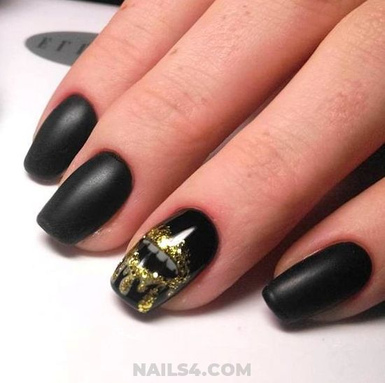 Neat And Beautiful Gel Manicure Art - charming, awesome, nailideas, nail