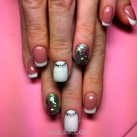 Neat & Best Nails Style - sexy, idea, nail, best