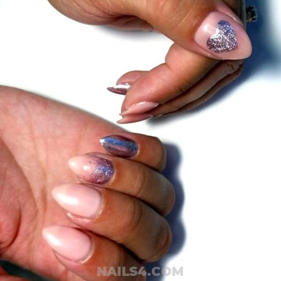Orderly And Classic American Gel Nails Style - perfect, nailidea, nail